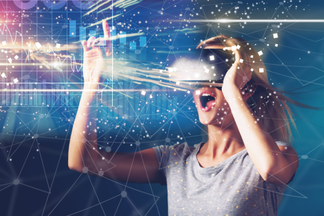 AR/VR技術への取組み